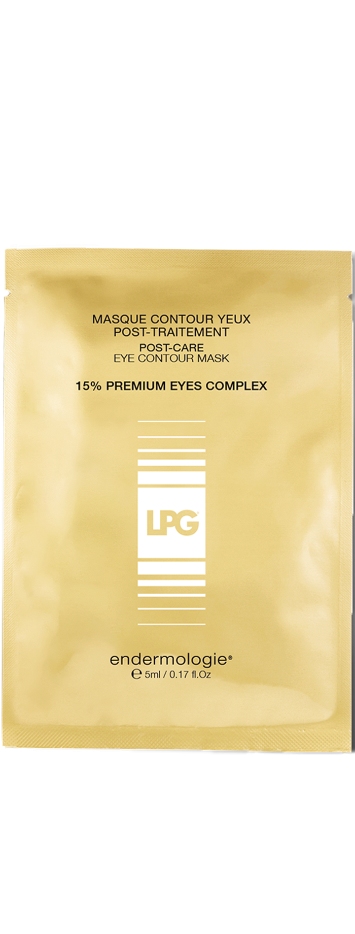 Post-Care Eye Contour Mask